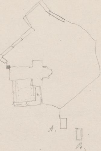 Lageplan; Kloster Lehnin, LehninKlosterLehninLehninKloster Lehnin.