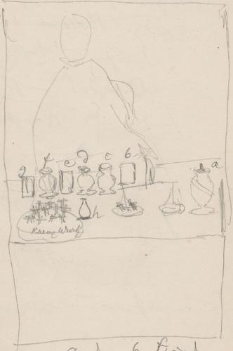 >Gemäldeausschnitt; Christus als Apotheker [Ölgemälde]ChristusalsApotheker[Oelgemaelde]falseAnonym/nicht ermitteltChristus als Apotheker in der Heilig-Geist-KircheHeilig-Geist-KircheWerder (Havel)Kirche zu Werder.