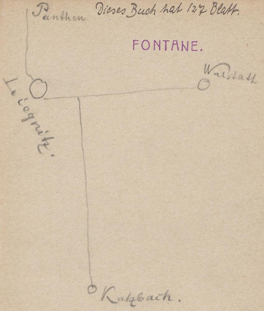 Umgebungsplan; Liegnitz (heute: poln. Legnica)Liegnitz(heute:polnALiegnitz.