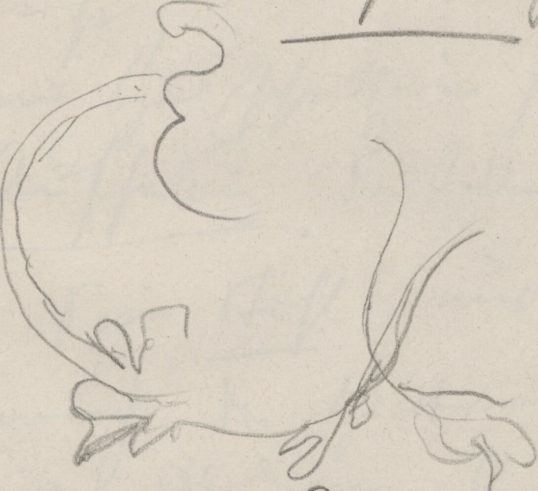 Detailansicht eines Trinkgefäßes des sog.Lutherkrug [Krug]Lutherkrug[Krug]falseAnonym/nicht ermitteltLutherkrugs in der Lutherstube, Veste Coburg.