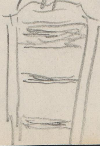 Vorderansicht einer Stuhllehne des sog. Lutherstuhl [Stuhl]Lutherstuhl[Stuhl]falseAnonym/nicht ermitteltLutherstuhls in der Lutherstube, Veste Coburg.