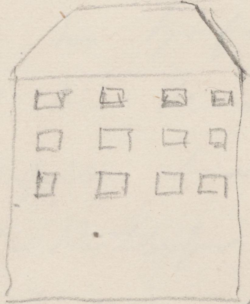 Gebäudeaufriss; SchloßSchloßKielSchloss Kiel.