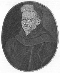 Abraham a Sancta Clara (Kupferstich von Philipp Kilian)