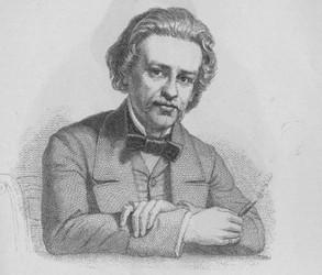 Albert Emil Brachvogel (Nach einem Stich von A. Weger)