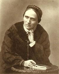 Louise Büchner (Fotografie, um 1870)