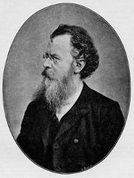 Felix Dahn (Photographie von Hofphotograph N. Ratschkow jr., Breslau)