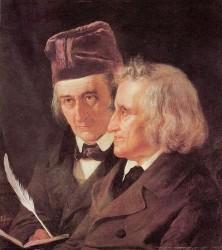 Grimm, Jacob und Wilhelm