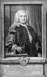 Haller, Albrecht von