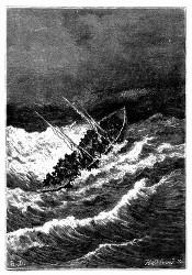 Die Wellen wuchsen dabei so sehr an. (S. 203.)