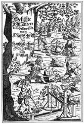 Gesichte Philanders von Sittewald, S. 1