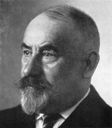 Johannes Schlaf (Fotografie, um 1910)