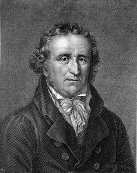 Friedrich Leopold Graf zu Stolberg Stolberg (Stich von M. Steinla, nach einem Gemälde von J. C. Rincklake)