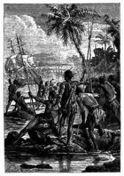 Insel der Lanciers. (S. 100.)