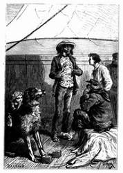 Dingo, der Held des Tages. (S. 58.)