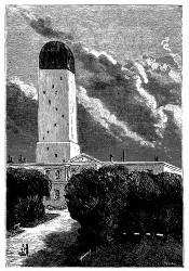 Das Observatorium zu Cambridge. (S. 27.)