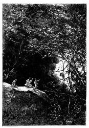 Er eilte längs des Gelben Flusses dahin. (S. 110.)