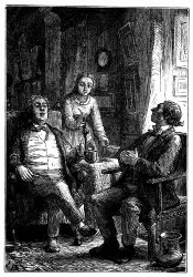 Suzel überreichte ihrem Vater die Pfeife. (S. 13.)