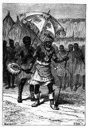 Dieser König war gegen fünfzig Jahre alt. (S. 348.)