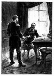 »Halten Sie Nicolef für schuldig?« (S. 157.)