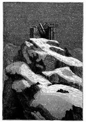 Teleskop auf dem Felsengebirge. (S. 172.)