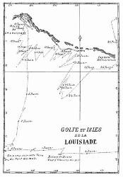 Inseln der Louisiaden. (S. 115.)