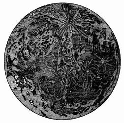 Ansicht des Mondes. (S. 31.)