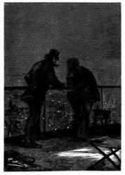Onkel Prudent ließ seine Dose fallen. (S. 128.)