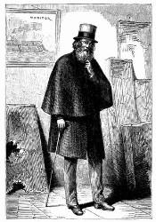 Kapitän Nicholl. (S. 68.)