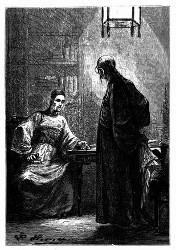»Sterben!« wiederholte der Philosoph. (S. 70.)