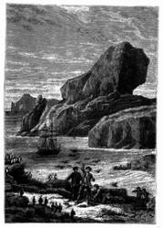 Die Kerguelen-Inseln (S 226.)