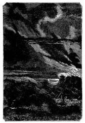 Wirkung des Schusses. (S. 186.)