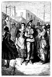 Ein Volksfest. (S. 180.)