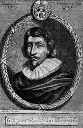 Weckherlin, Georg Rodolf