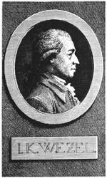 Wezel, Johann Karl