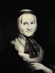 Erdmuthe Dorothea von Zinzendorf (Gemälde, nicht datiert)